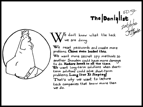 The Denialist: Edition 52